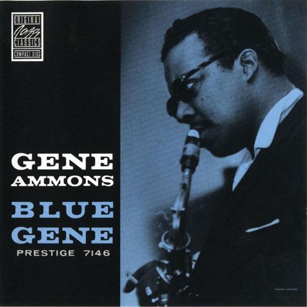 Vinyl Notes Gene Ammons Blue Gene 1958 Ojc Re Issue